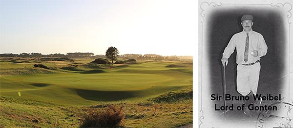 Ein Golfplatz vom Feinsten, oder wie ein bekannter Golfprofessional meinte. Wenn es windet in Carnoustie gehen sogar die Möwen zu Fuss.